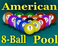 Play American 8-Ball Pool