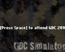 Play GDC Simulator 2010