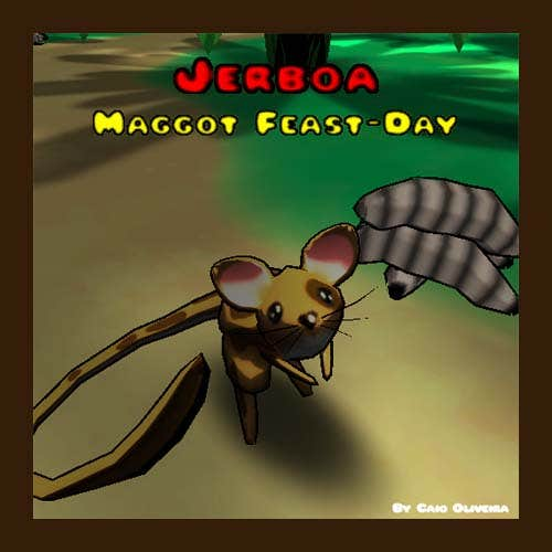 Play Jerboa - Maggot Feast-Day