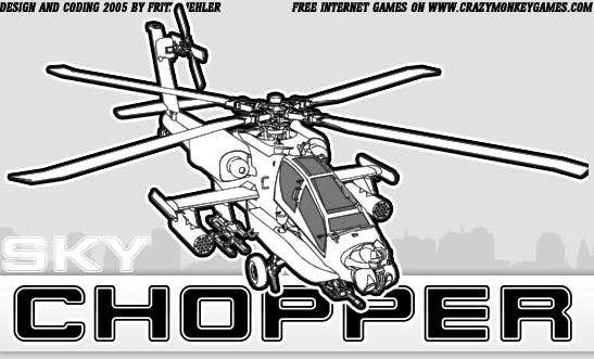 Play Chopper Gunner v1
