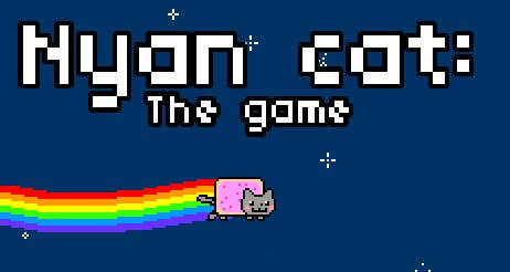 Play Nyan Cat: Lost In Space