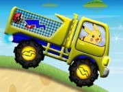 Play Pika Poke Truck
