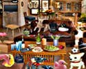 Play Hidden Objects-Wooden House