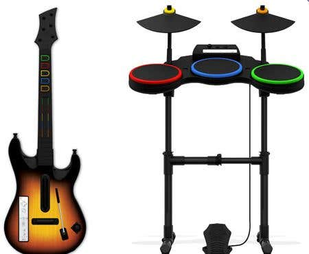 Play Guitar Hero: Kongregate version