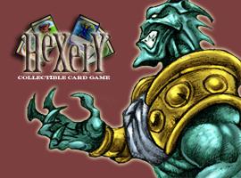 Play Hexery - CCG