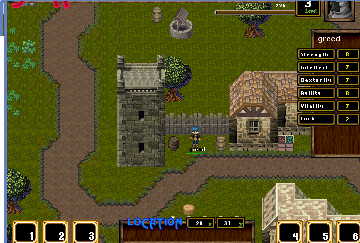 Play The Rising of Betrayer EzGard 2 - The Rebellion