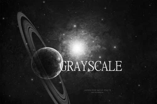 Play Grayscale