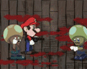 Play Mario Vs Zombies Halloween edition