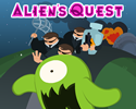 Play Alien's Quest
