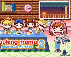 Play Cooking Mama 2