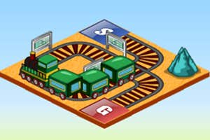 Play GOGO Train HD