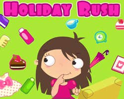 Play Holiday Rush