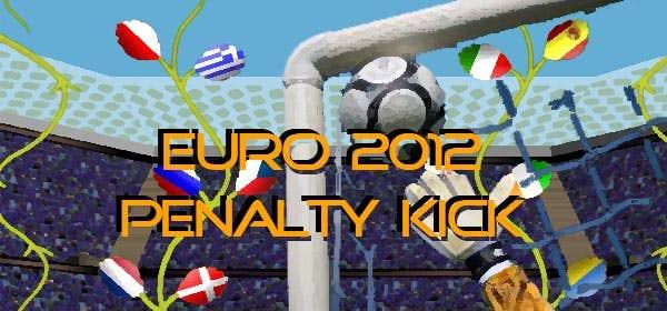 Play EURO2012 PENALTY KICK