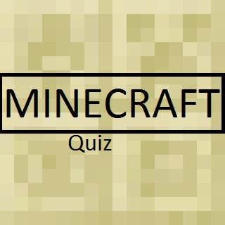 Play The Minecraft Quiz 2