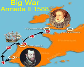 Play Big War: Armada II 1588