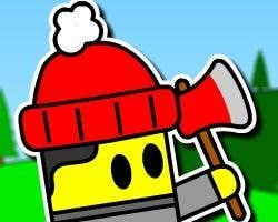 Play Lumberjack Rush
