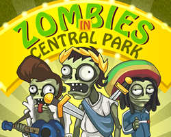 Play  Zombies in Central Park