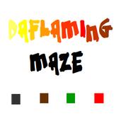 Play DaFlaming Maze Demo