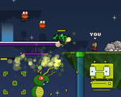 Play Reign of Centipede