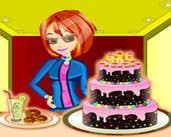Play Bluo Cake Decor