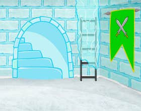 Play Must Escape the Ice Castle