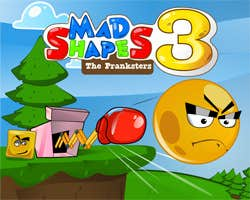 Play Mad Shapes 3 The Pranksters