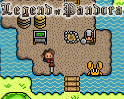 Play Legend of Pandora