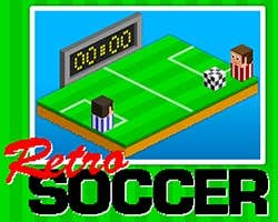 Play Retro Soccer