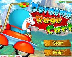 Play Doraemon Rage Cart