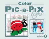 Play Color Pic-a-Pix Light Vol 2