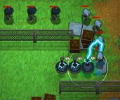 Play Zombie Defense Agency