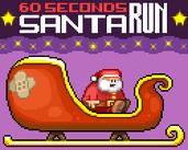 Play 60s Santa Run