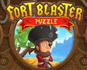 Play Fort Blaster. Puzzle