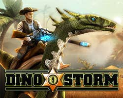 Play Dino Storm