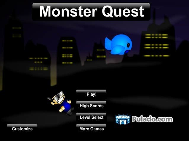 Play Monster Quest