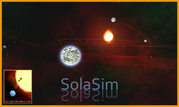 Play SolaSim 5