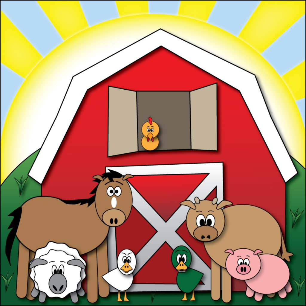 Play Farmyard Match