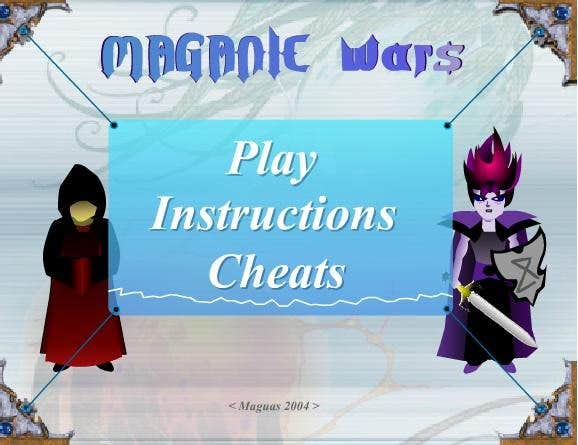 Play Maganic Wars I