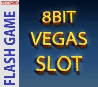 Play  8 BIT Vegas Slot
