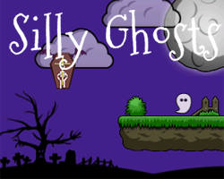 Play Silly ghosts
