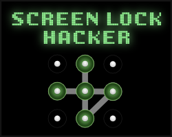 Play Screen Lock Hacker