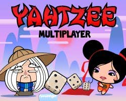 Play Yahtzee Multiplayer