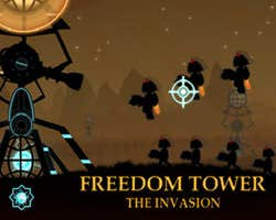Play Freedom Tower - The Invasion
