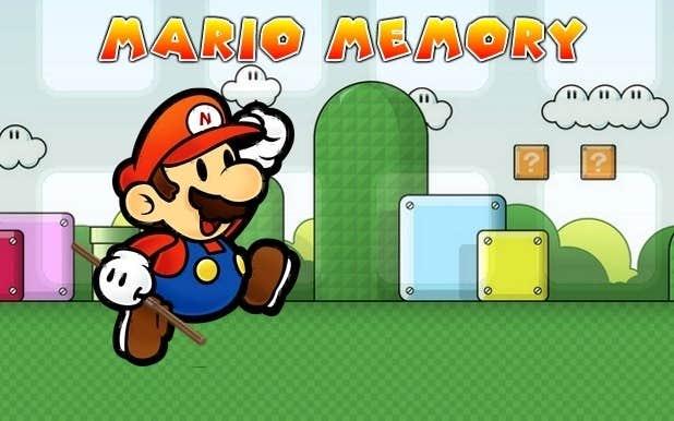 Play Mario Memory