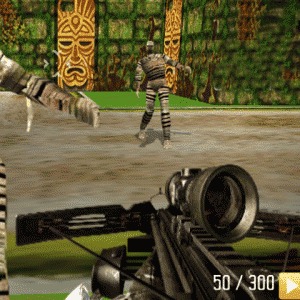 Play 3D Mummies Hunter