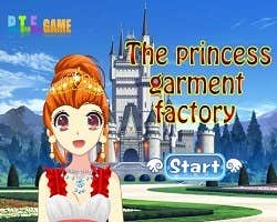 Play Princess Garment Factory
