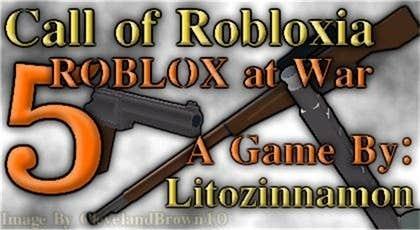 Play Call Of Robloxia 5_Roblox At War