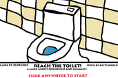 Play Reach the toilet!