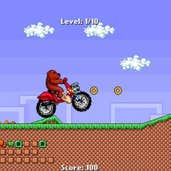 Play Bear Motorcycle