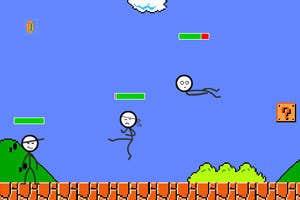 Play Stick Mario World